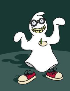 Nerd Ghost